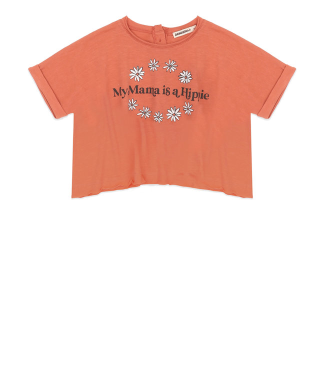 Tshirt Hippie Copper