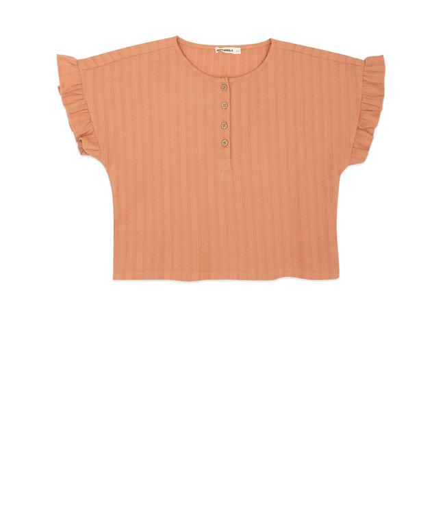 Ammehoela Tshirt June |Coral
