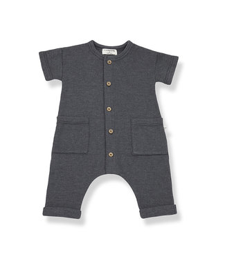 1+ in the family Jumpsuit Aida Antraciet