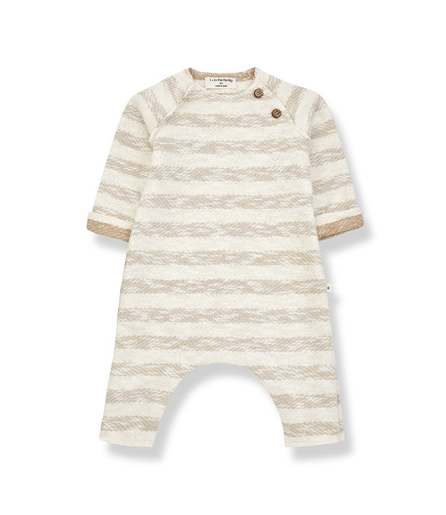 1+ in the family Jumpsuit Amir Beige