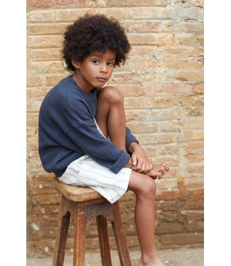 My Little Cozmo Sweater Cuadrill Dark Blue