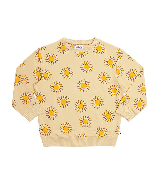 Carlijn Q Sweater Sunshine
