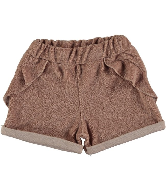 Beans Barcelona Short Terry Rose
