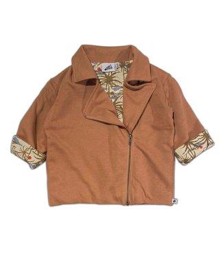 Cos I Said So Biker jacket Macaroon