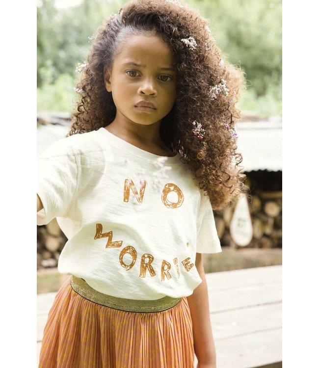 Ammehoela Tshirt No Worries 110/116
