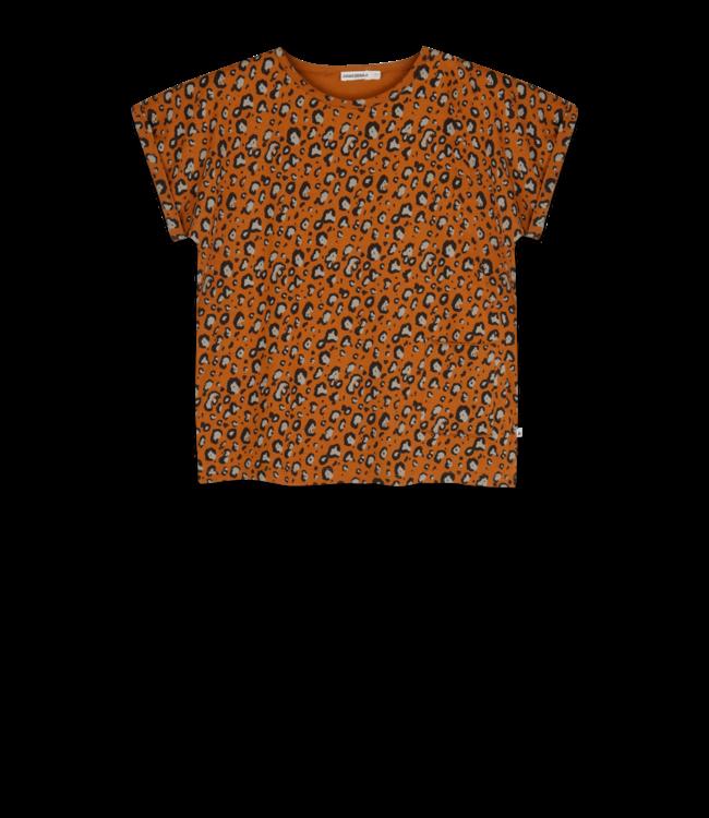 Ammehoela Tshirt Sunny Leopard