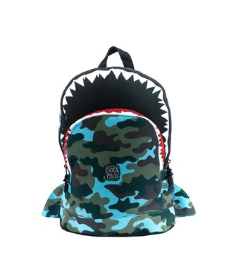 Pick n Pack Rugzak Shark Shape Maat M