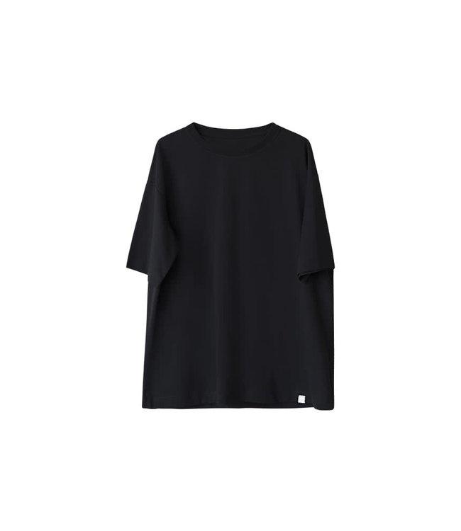 I dig Denim Tshirt oversized Black