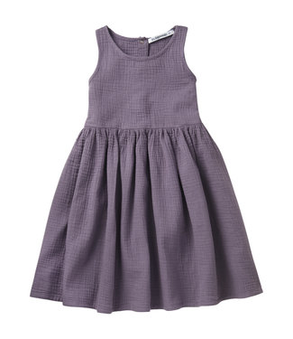 Mingo Muslin dress Lavendel