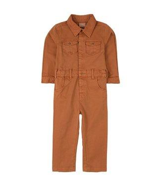 En Fant Boilersuit leather brown
