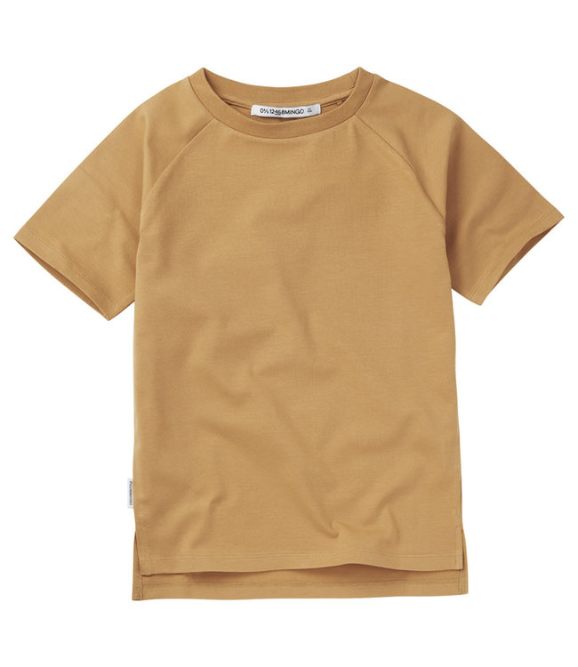 Mingo Tshirt Licht Ochre