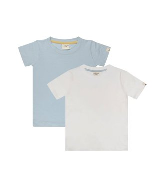 Turtledove Tshirt basic Wit