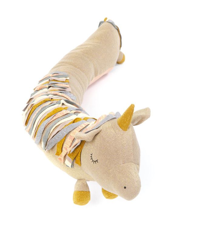 Smallstuff Bedanimal Unicorn powdergold