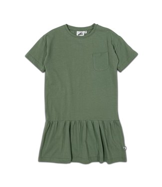Cos is said so Voilant Tee Dress Green