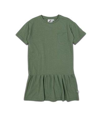 Voilant Tee Dress Green