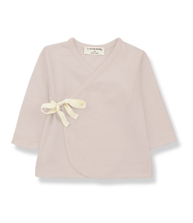 1+ in the family Newborn Shirt Babette Nude