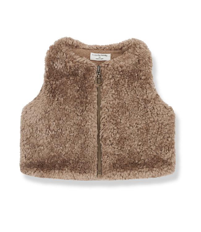 1+ in the family Vest Casilda Beige
