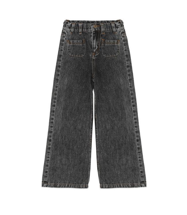 Denim Black Wash Jeans
