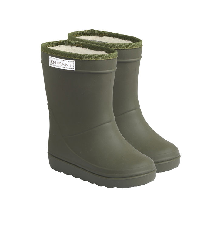 En Fant Thermoboots Dusty Olive