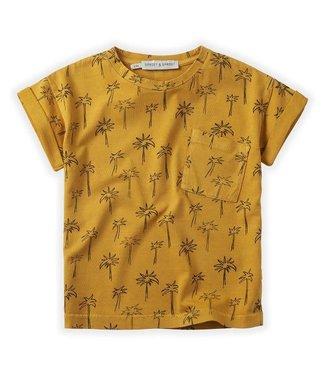 Tshirt Palm Tree 0-3 M