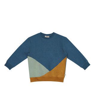 Sweater Color BLock COmpas