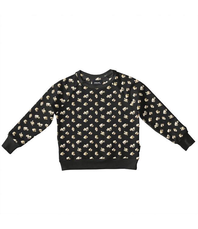 Snurk Amsterdam Sweater Popcorn Polka