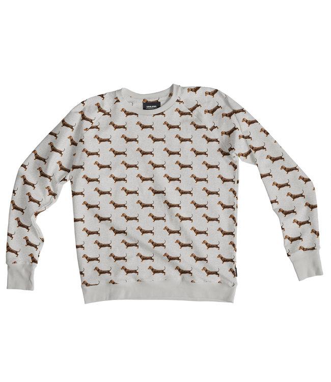 Snurk Amsterdam Sweater James Grey