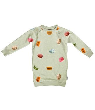 Snurk Amsterdam Sweater Dress Macarone