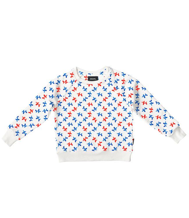 Snurk Amsterdam Sweater Ballon Doggies