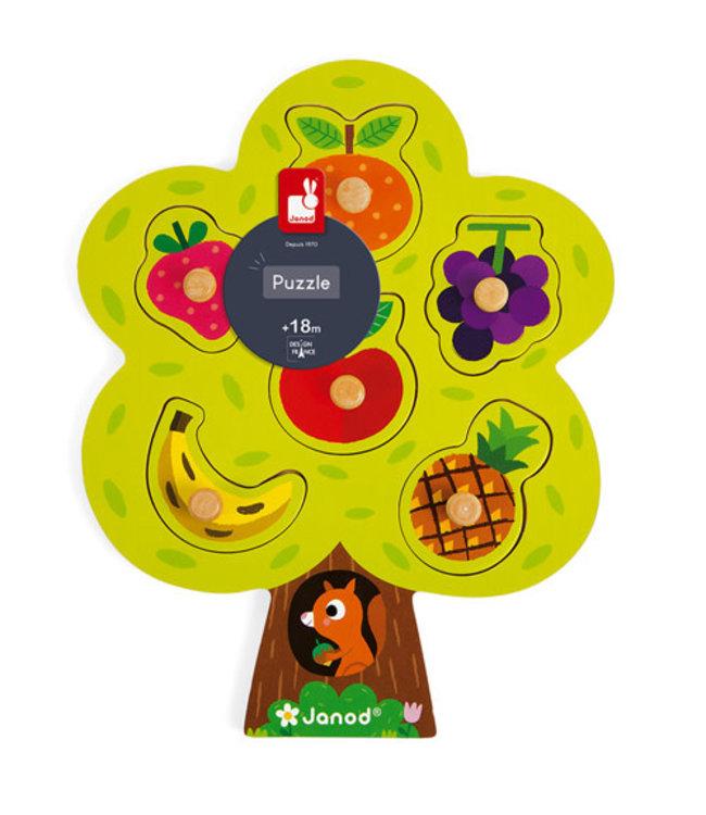 Janod Knoppuzzel Fruitboom