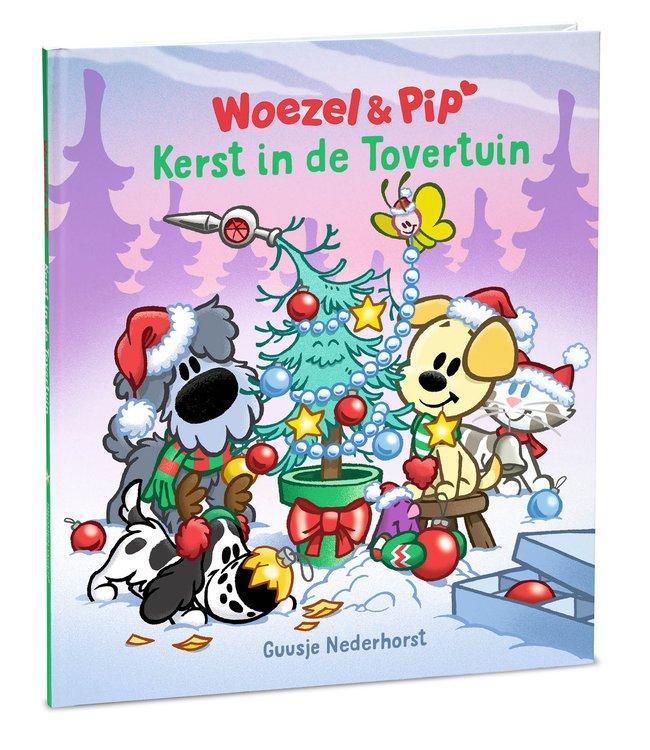 Boekje Woezel en Pip Kerst in de Tovertuin