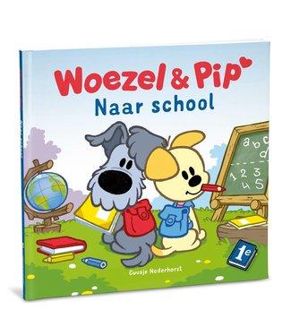 Woezel en Pip Boekje Woezel en Pip naar school