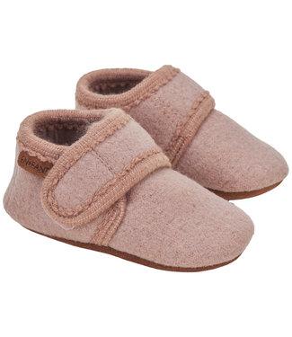 En Fant Slofje Baby Wool Pink