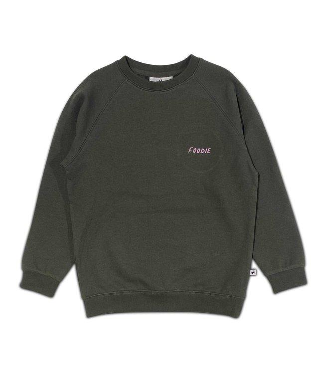 Cos I Said So Sweater Foodie Dark Green