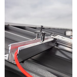 Esdec ClickFit EVO montage profiel landscape staaldak
