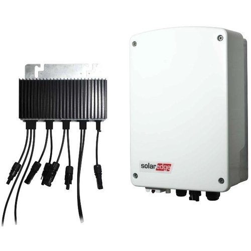 Solaredge SolarEdge 1-fase omvormer 2000M + 2640M optimizer [basis]