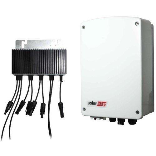 Solaredge SolarEdge 1-fase omvormer 2000M + 2640M optimizer [volledig]
