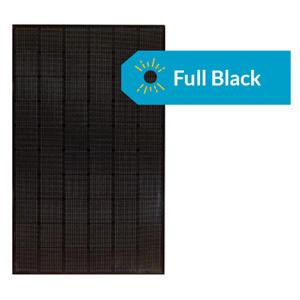Volle kleur zwart