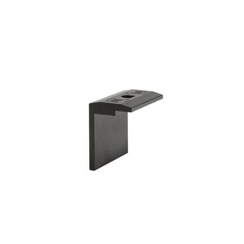 Esdec FlatFix Fusion eindklem 40mm zwart