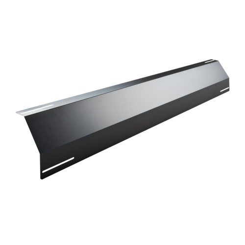 Esdec FlatFix Fusion Winddeflector achter 1700 zwart