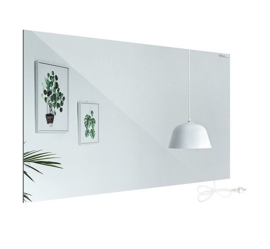 Spiegel infraroodverwarming 60 x 120 cm 700Watt