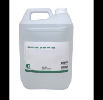 Gedestilleerd water 5Liter