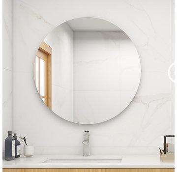 Quality Heating Spiegel rond infrarood verwarming 85 cm 320Watt