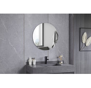 Bella Mirror Spiegel rond 80 cm frameloos