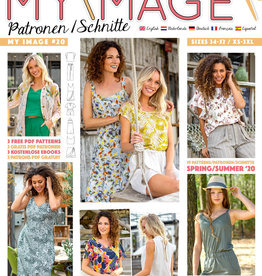 My Image My Image magazine - lente 2020 - editie 20