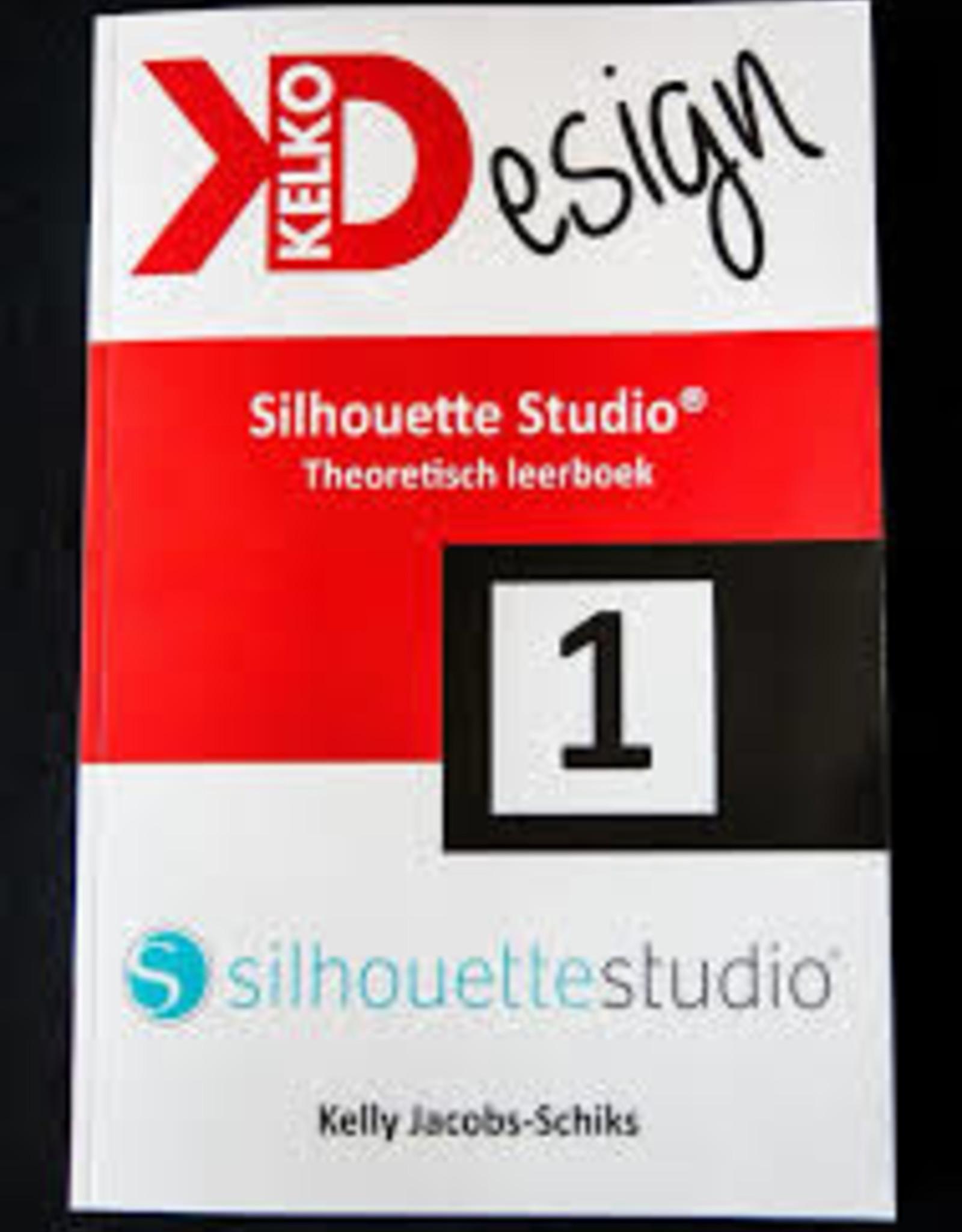 Kelko Design Silhouette Studio theoretisch leerboek