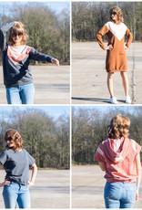 Bel'Etoile Isa sweater/jurk/top dames/tieners - Bel'Etoile