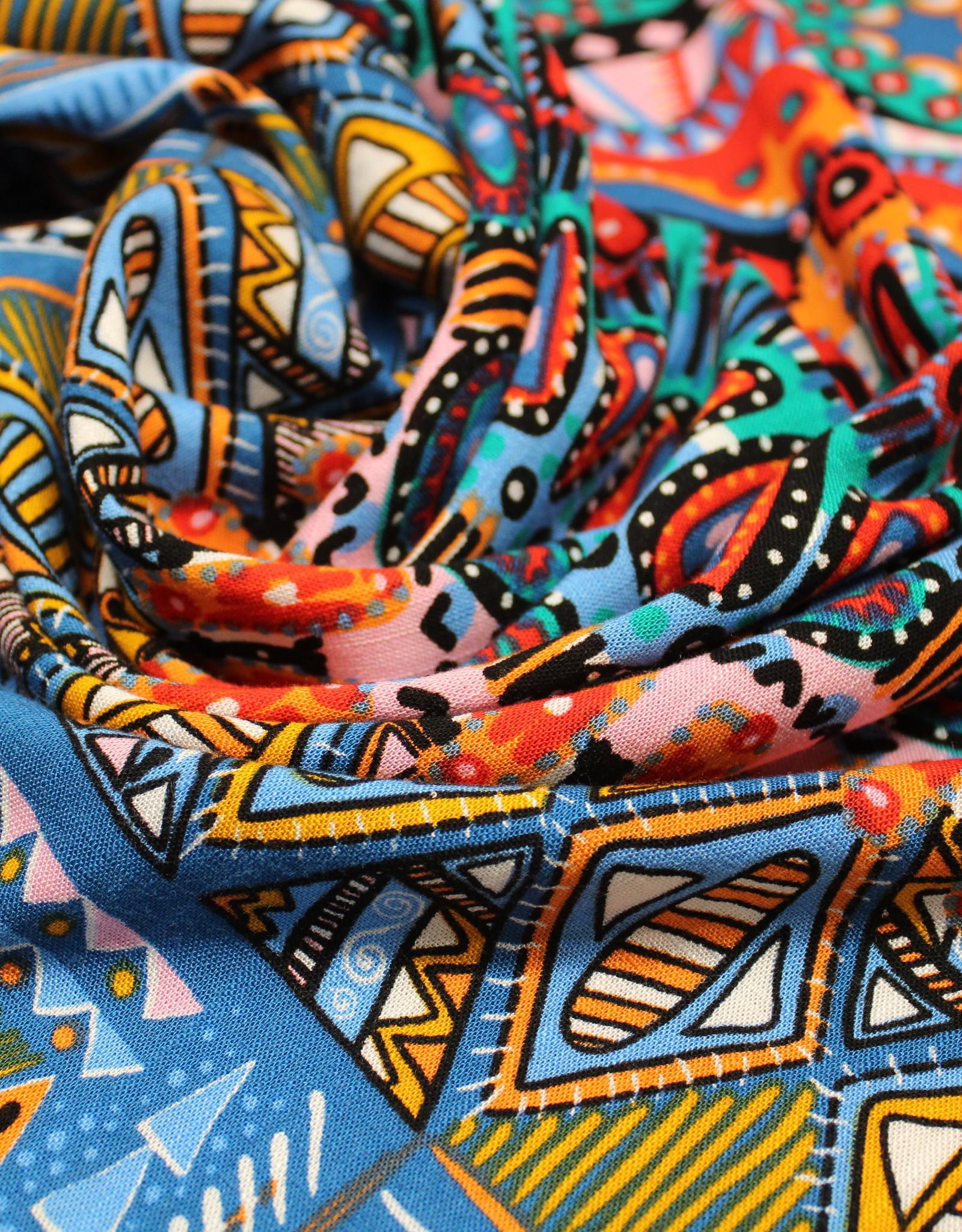 Nooteboom Afrikaans patroon tricot