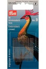Prym Prym - borduurnaalden No. 9 - 125 525