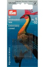 Prym Prym - borduurnaalden No. 5-10 - 125 543